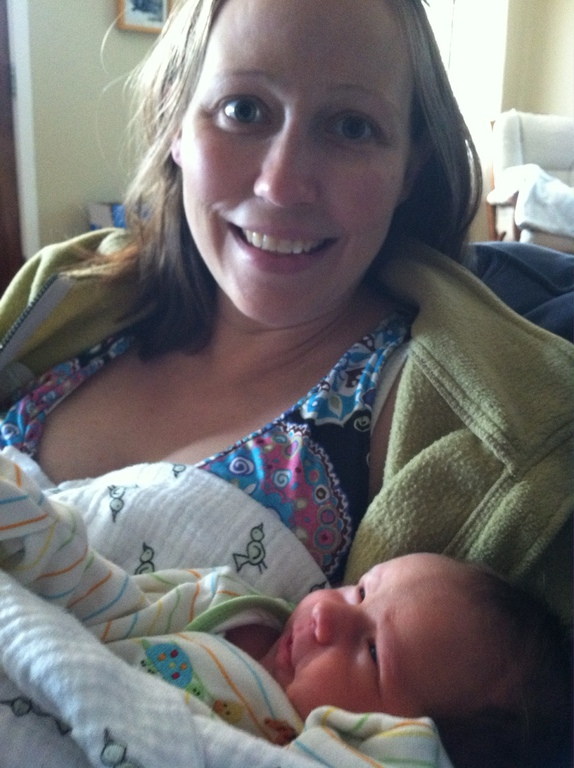 Tanya & Chris' little miracle