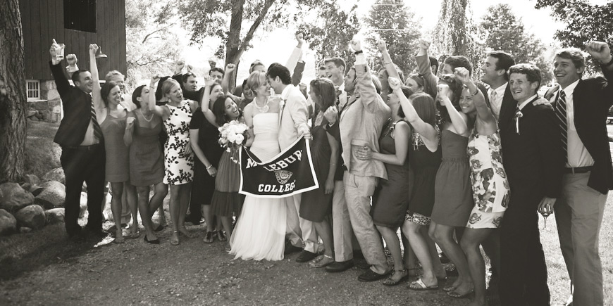 middlebury college wedding
