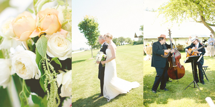 crooked creek ranch wedding ceremony