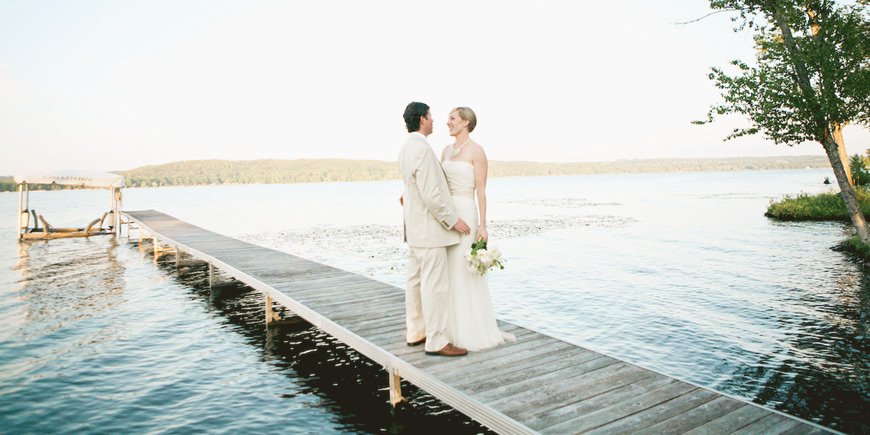 northern michigan wedding lake leelanau