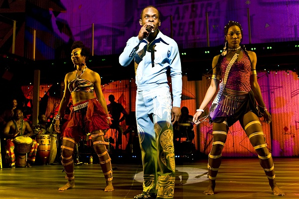 Fela, Eugene O'Neill Theater, New York 2009