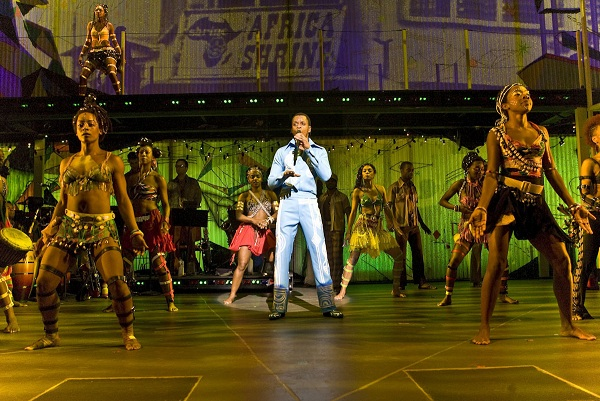 Fela!, Eugene O'Neill Theater, New York 2009