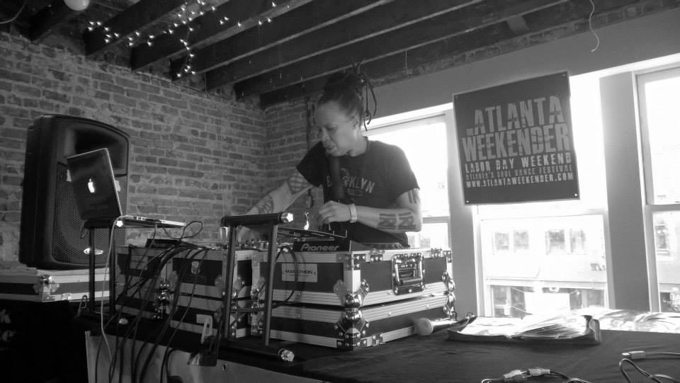 DJ Nadeeah Eshe