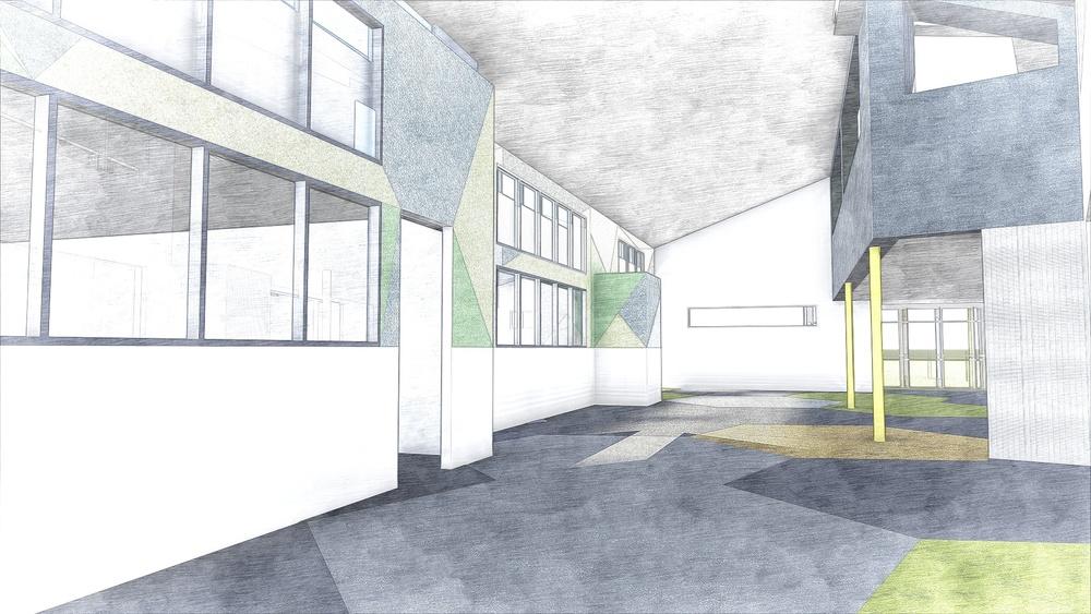 JPC - Kalgoorlie - Internal Spillout Space.