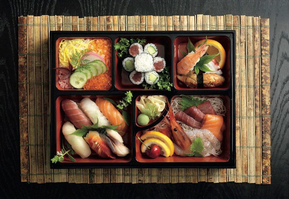 Sushi - Before