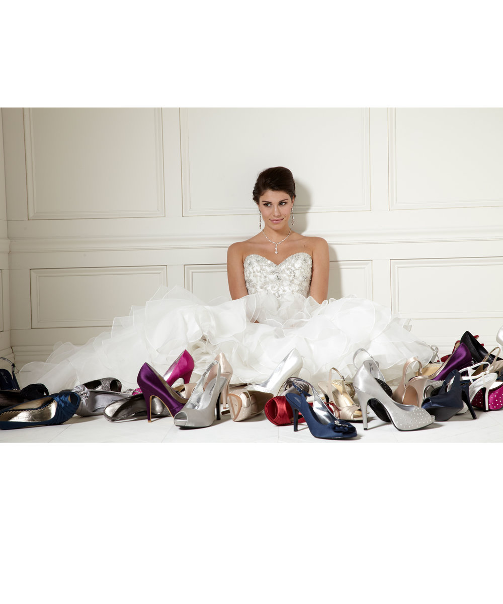 DSW Princess Campaign - Before