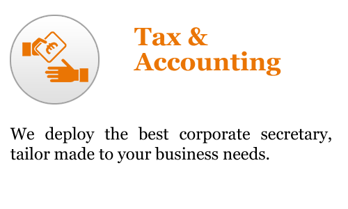 Wecount offers a full range of tax, accounting services to small and medium-size businesses.