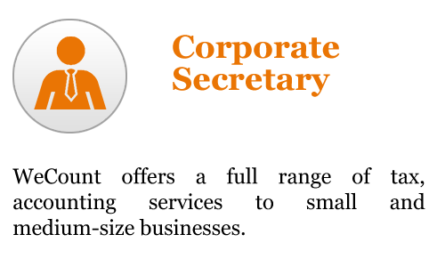 We deploy the best corporate secretary, tailor made to your business needs.