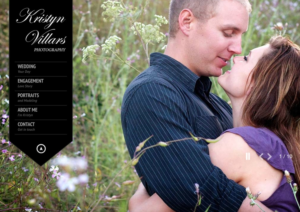 Kristyn Villars Photography - new website