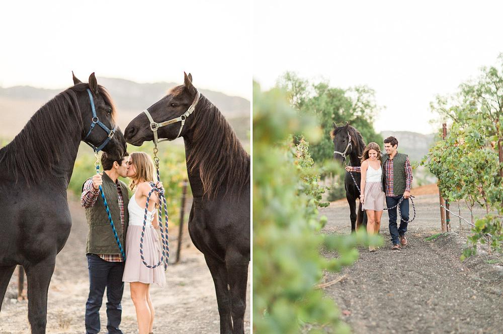 engagement at greengate ranch and vineyard