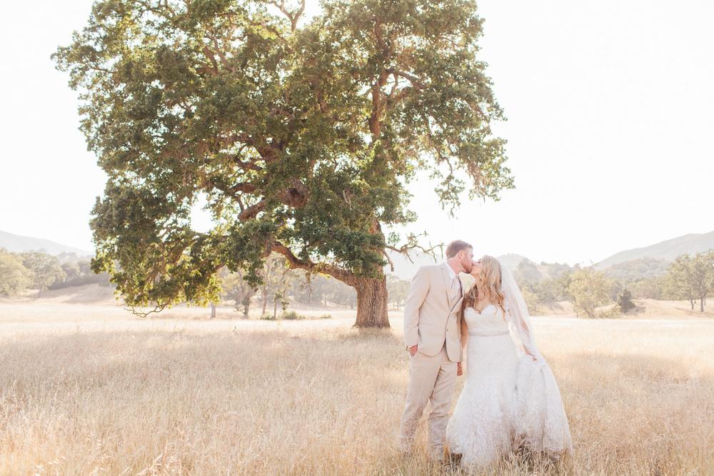 wedding at spanish oaks ranch