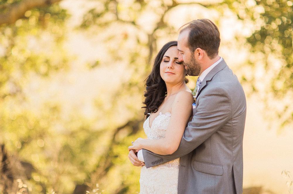 wedding at la cuesta ranch