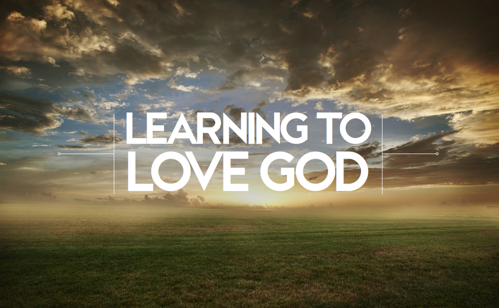 You can love a person, but can you really love God?