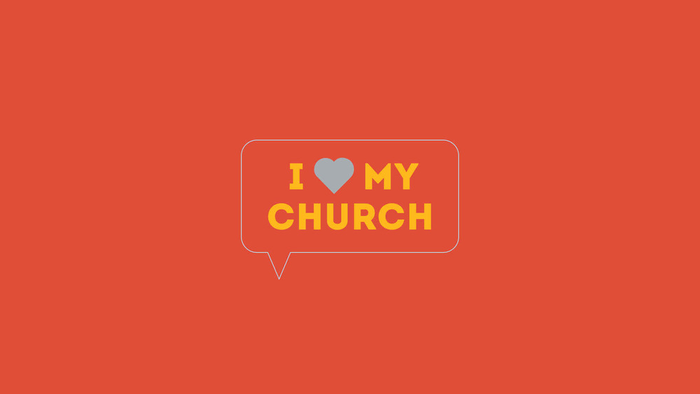 """I love my church."" It's a beautiful thing to say--especially when you know what it means."