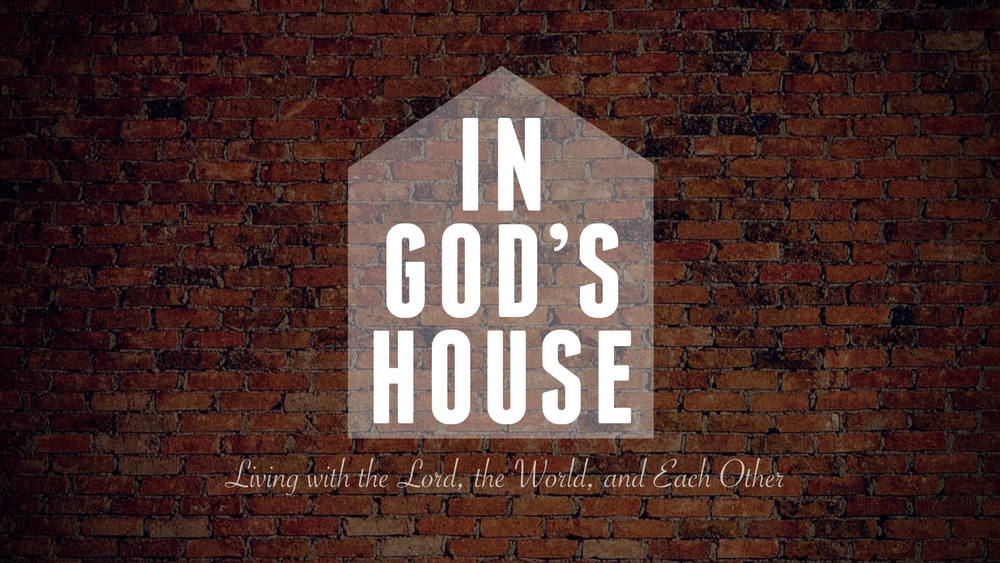 Who gets to be in God's house?