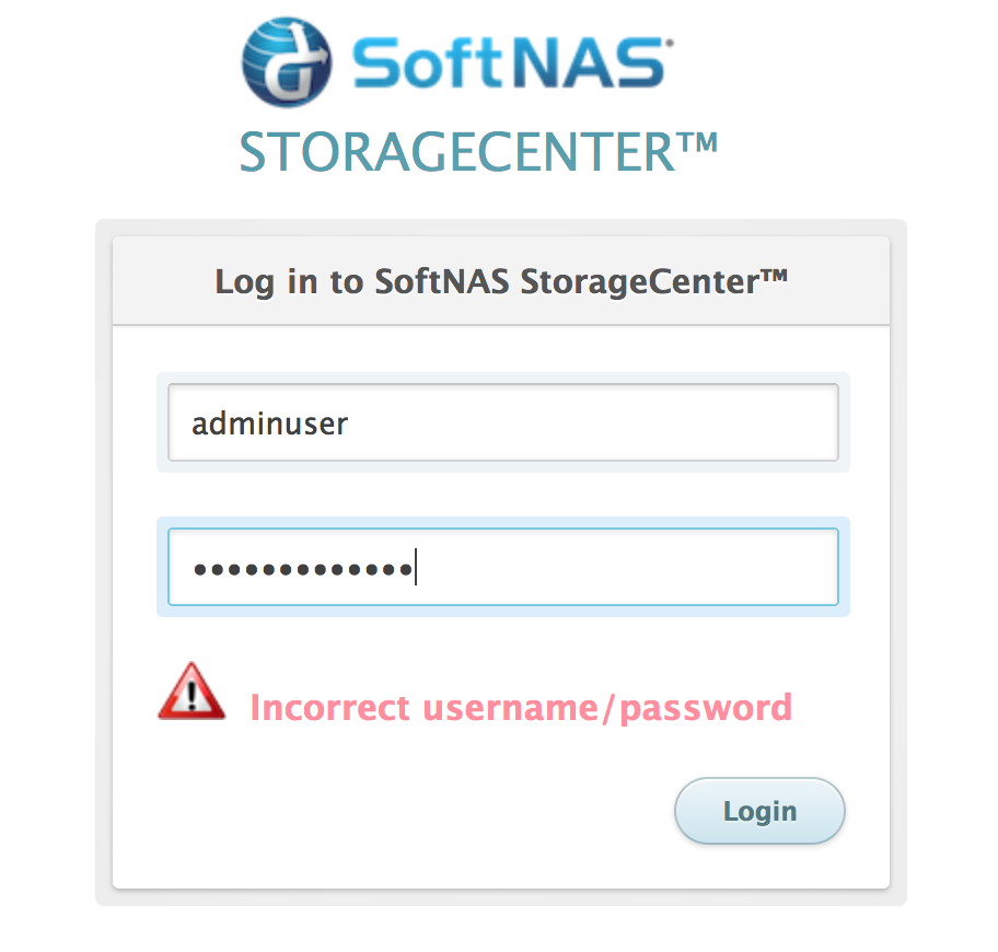 SoftNAS_login_fail_02.png