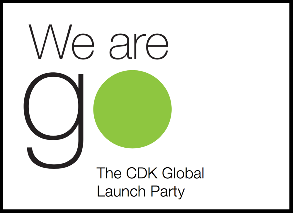 CDK Global summer 14 > winter 14 concepting and writing brand launch messaging for B2B, B2C, and internal campaign