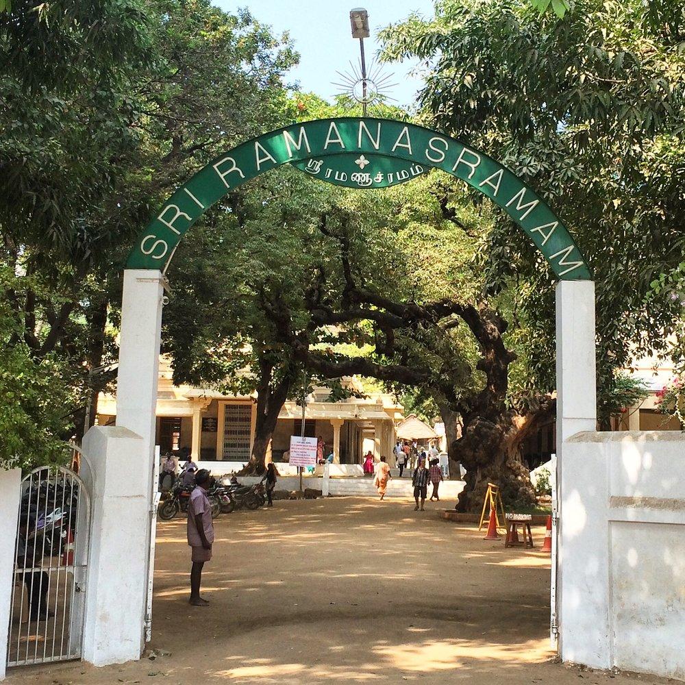 Sri Ramanasramam, Tiruvannamalai