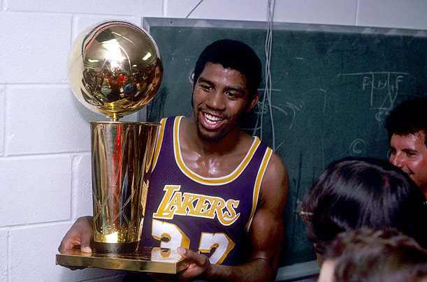 4. Magic Johnson