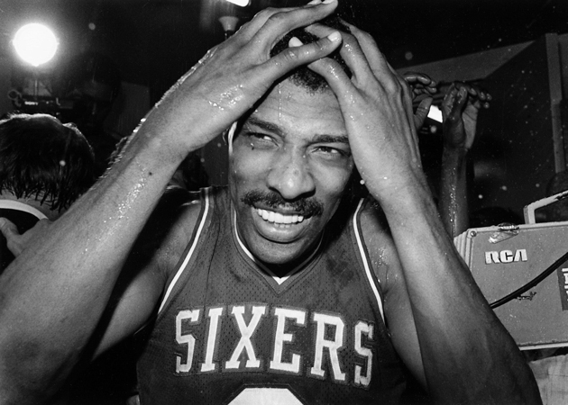 7. Julius Erving