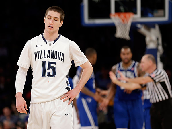 Nova only has 4 losses but all 4 losses expose some weaknesses and vulnerability in the Wildcats. (AP Photo)