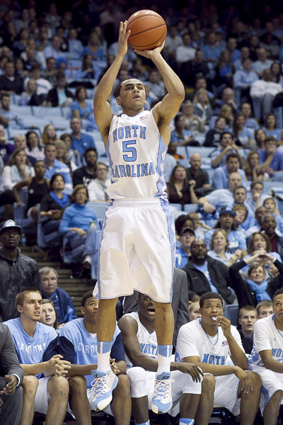 So. Marcus Paige, G North Carolina