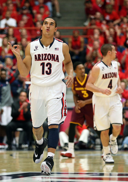 Jr. Nick Johnson, G Arizona