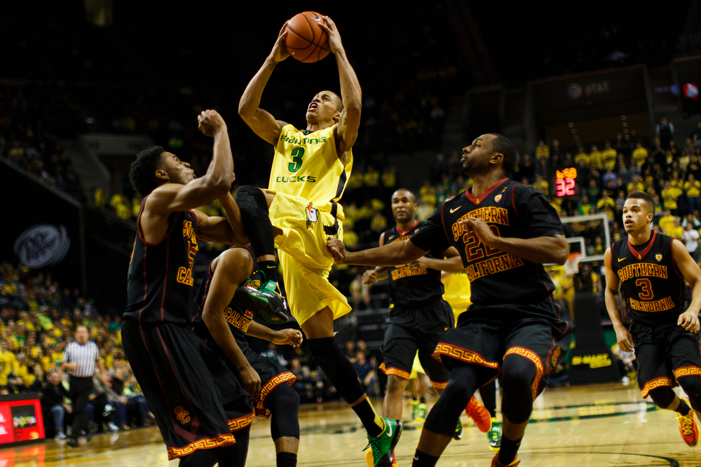 Jr. Joeseph Young, G Oregon