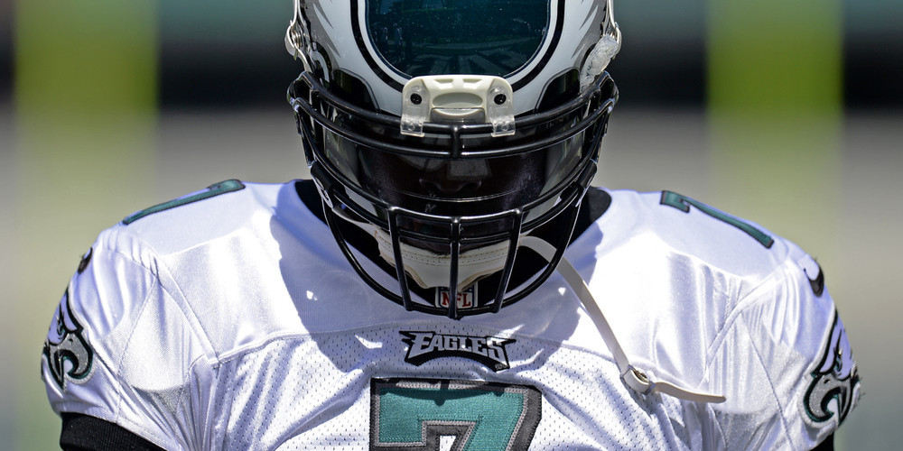 Mike Vick has became one of the most polarizing players in the NFL.(Patrick Smith/Getty Images)
