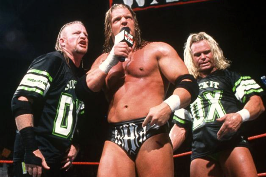 DX bought a new type of cool to the WWE. All their antics were funny and they were very talented wrestlers. No one hated the DX, unlike the NWO who had fans and haters. DX received nothing but love.