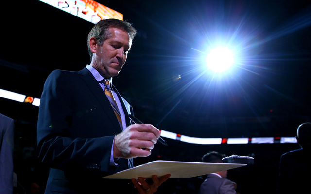 Jeff Hornacek was a player for the Suns for 7 years(1986-1992), voted an All-Star in 1991-92 season.  (USATSI)