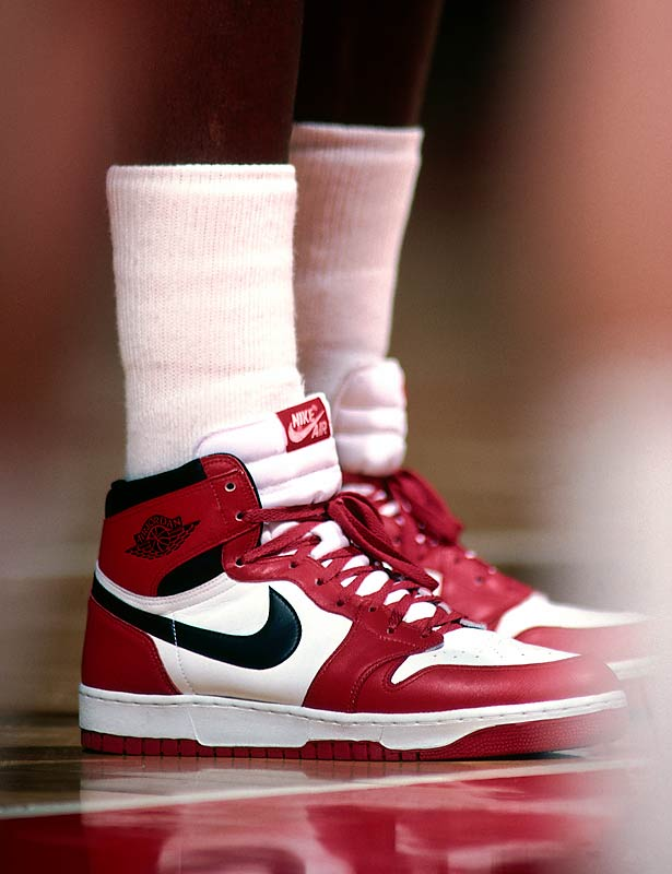 The Jordan 1's were groundbreaking, cultivating, and started a trend that last for 40 years.