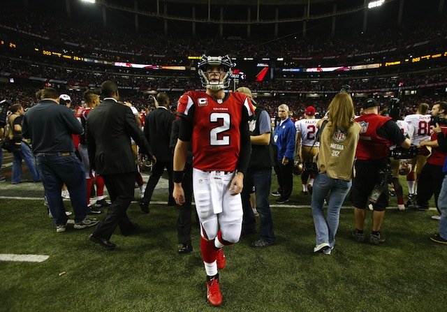Until Matty Ice wins the big one, the criticism will always increase. (AP Photo)