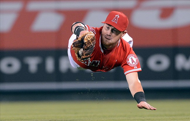 OF Mike Trout