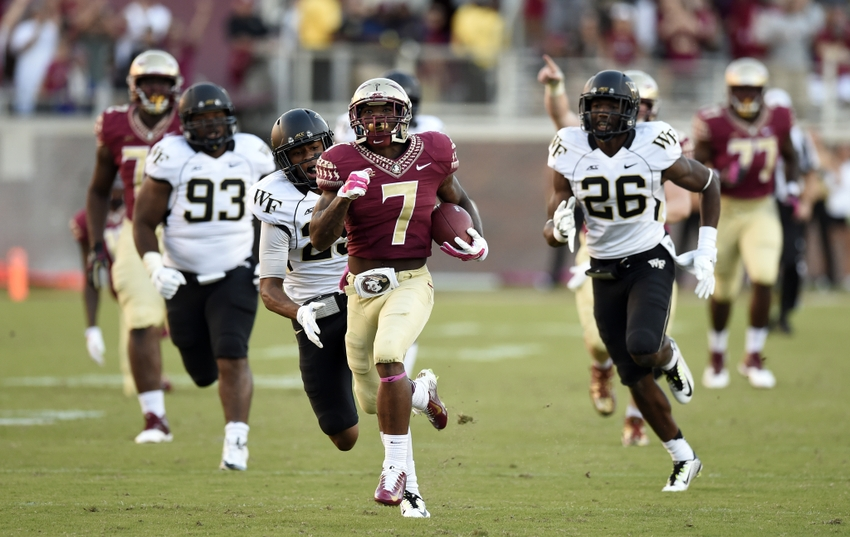 They say the Noles haven't been consistent but yet they have defeated every team they faced, I don't get it. (AP Photo)