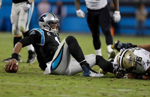 Cam Newton doesn't have much to work with this season on the offense. In order for him to truly prospers they have to get some play-makers around him.