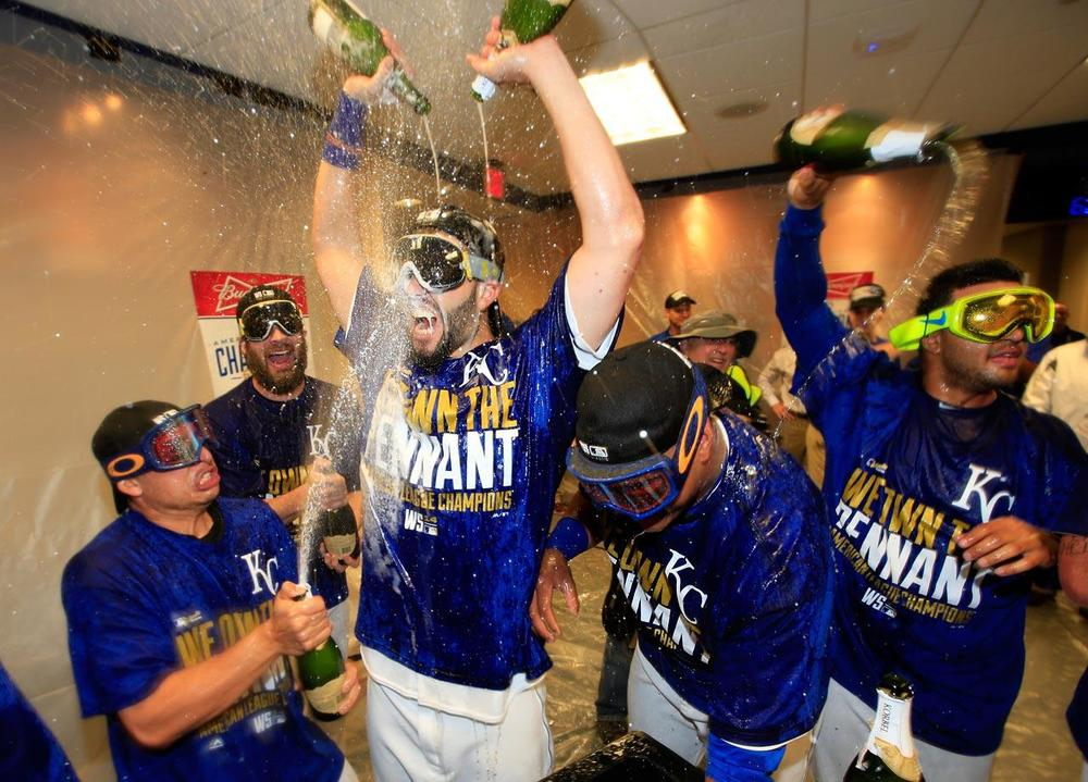 The Kansas City Royals became the hottest team in the country during their incredible playoff run, beating the A's and sweeping both the Orioles and Angels before heading to the World Series.