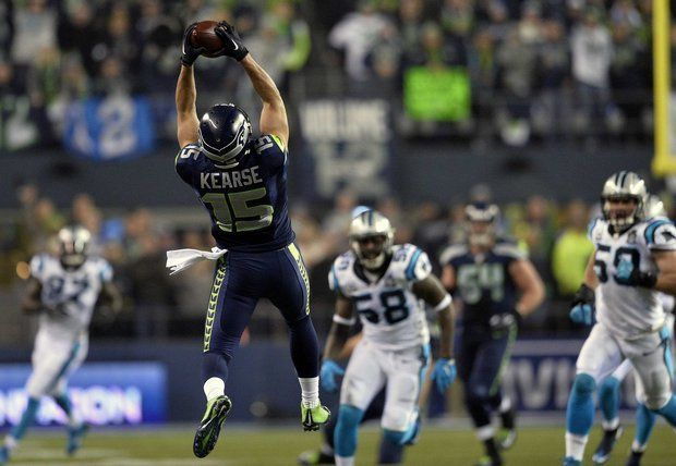 Jermaine Kearse only caught 3 passes but it was for 129 yards. The Seahawks offense isn't very complex, probably the least threatening out of the remaining teams but you have to question are they the most effective.
