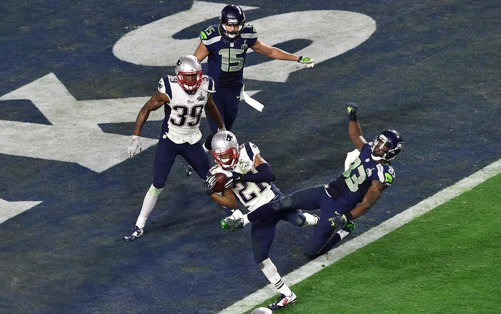 After the game, Butler said in an interview that he studied and recognized what the Seahawks were trying to do. Remember kids, Proper Preparation helps you win the Super Bowl. (John Iacono/SI)