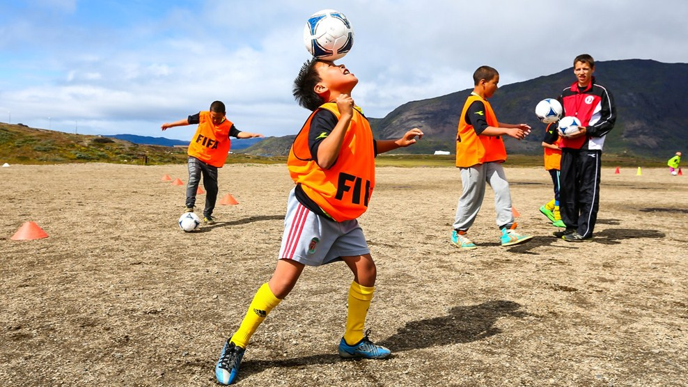 The Goal Development Program has funded over 1,000 project across the world, building over 700 facilities since 1999, along with pitches and leagues for the youth. (FIFA.com)