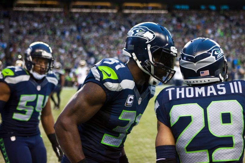 If the Seahawks are smart, they will do what they have to do in order to keep this dynamic duo together. We haven't seen a better safety duo like in a long time. (AP Photo)