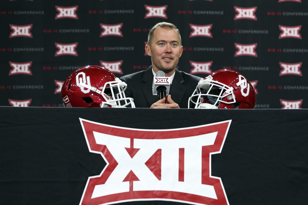 The Lincoln Riley era at Oklahoma has officially begun. How long will it last is the question? (Kevin Jairaj-USA TODAY Sports