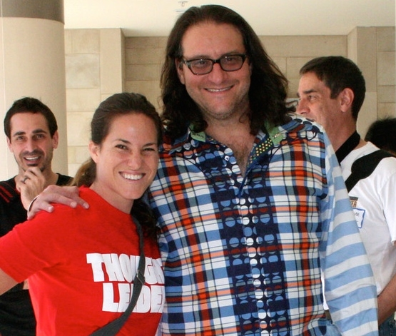 Brad Feld at our 9/24 event