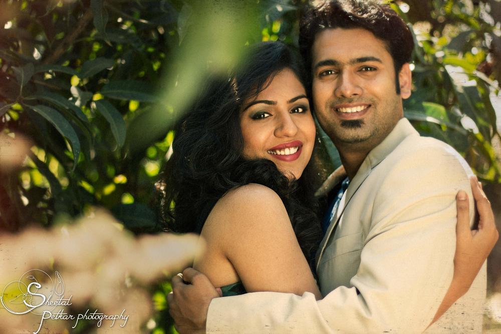 Nivedita & Nehal