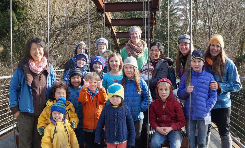 Homeschool Stewardship Squad King County