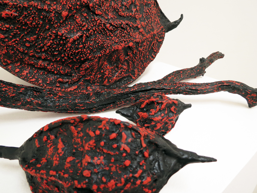 ShelleyPiang-Nee,  Genesis  (Detail), wax and paper