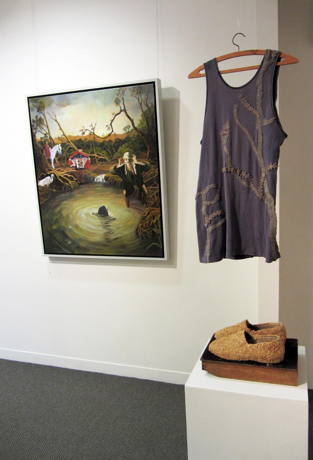 Linda van der Merwe, Nalda Searles -  Canopy  2014