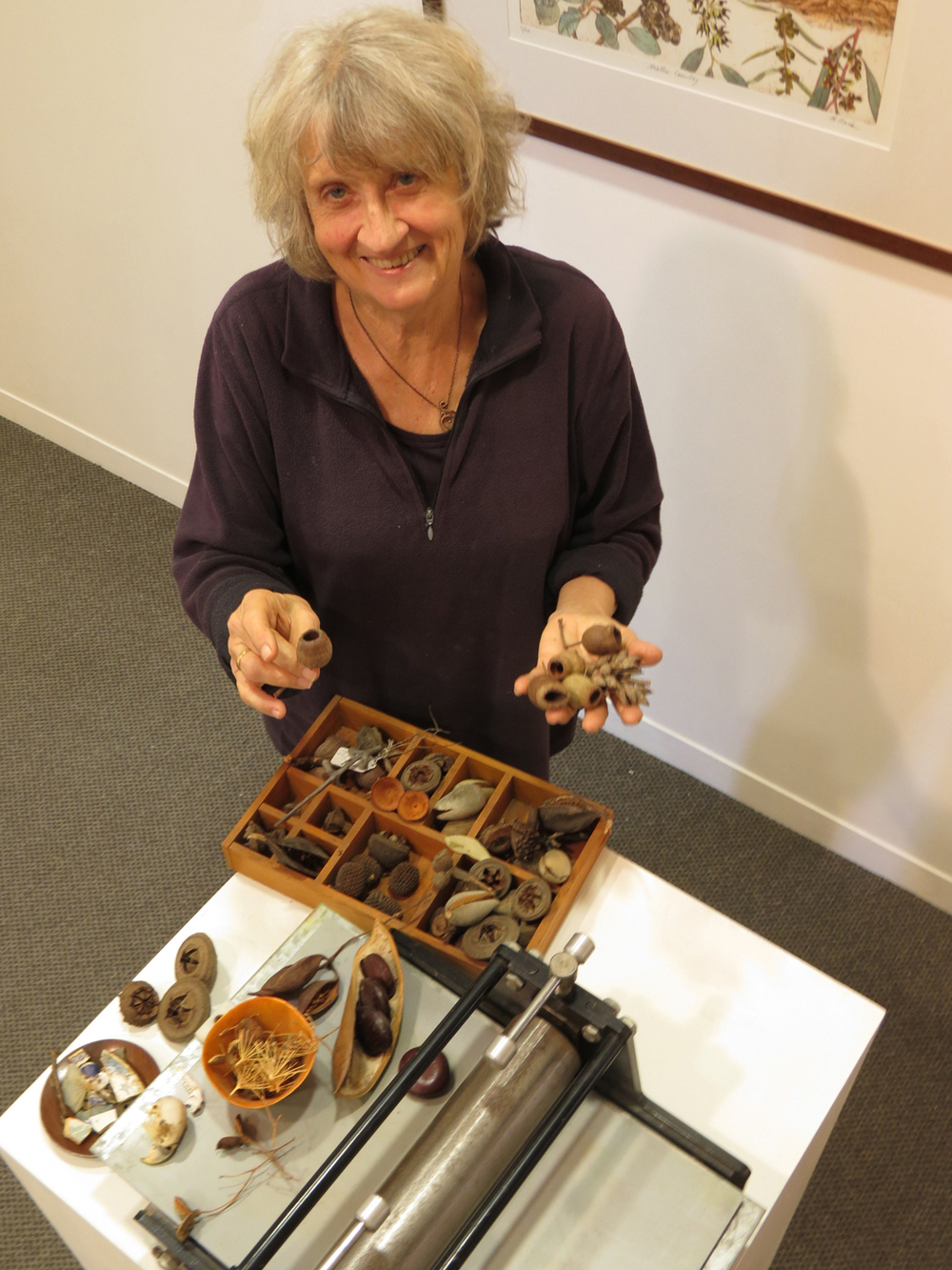 Helen-Clarke_with-printing-press-and-inspiration_highclose_hangAug2014.jpg