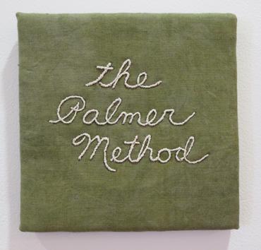15. Diane Savona,  This Too Shall Pass - Penmanship 1 , $230