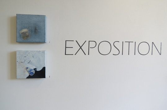 Exposition- entry, Elizabeth Lada Gray